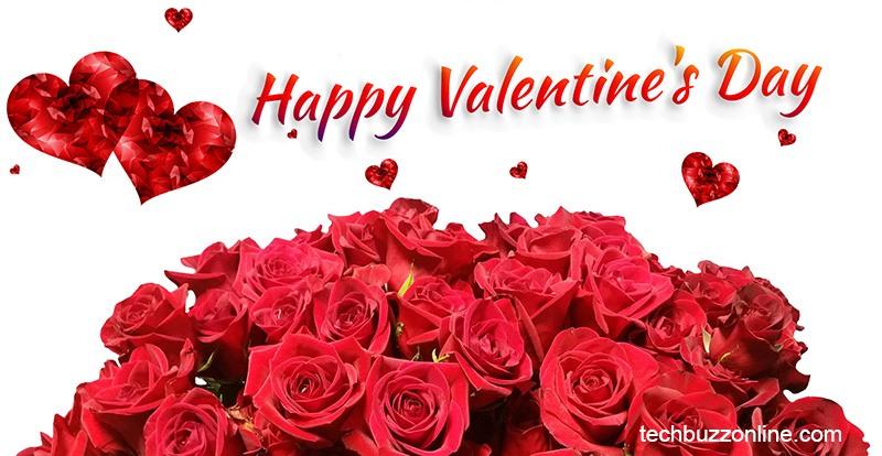 Happy Valentine's Day Greeting Card - 10