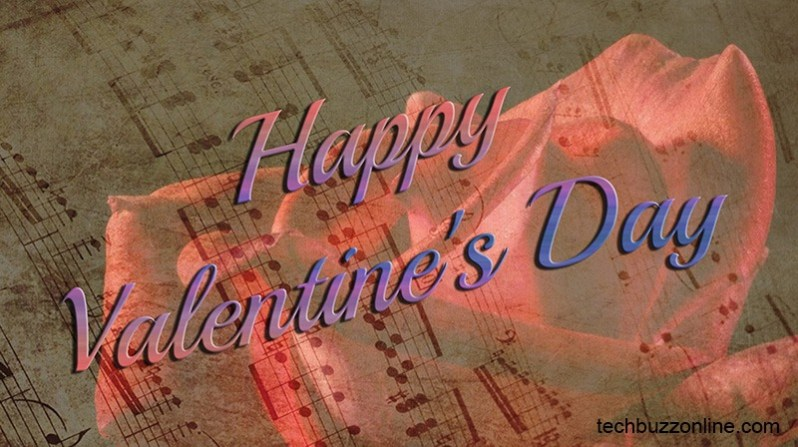Happy Valentine's Day Greeting Card - 12