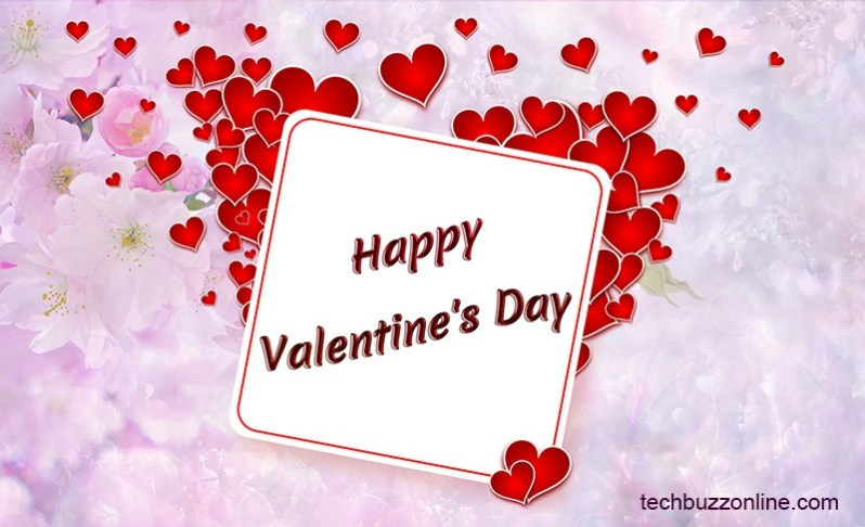 Happy Valentine's Day Greeting Card - 13