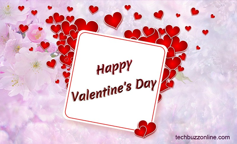 Happy Valentine's Day Greeting Card - 13