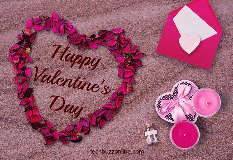 Happy Valentine's Day Greeting Card - 2