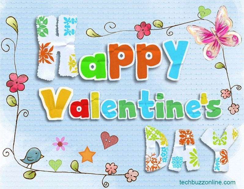 Happy Valentine's Day Greeting Card - 7