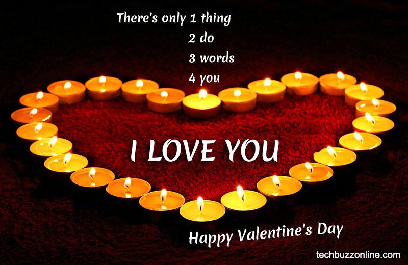 Valentine Wishes 9