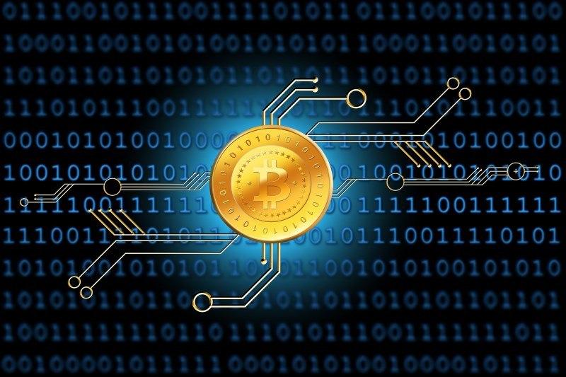 10 bitcoin coin money electronic money