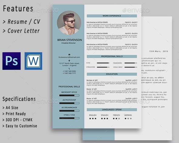 10 pro resume and cover letter