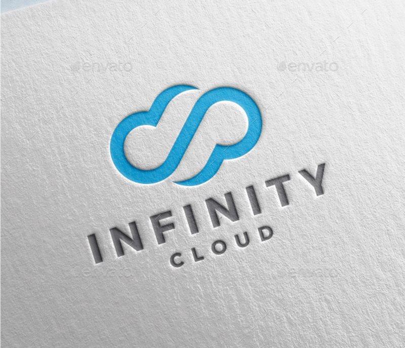 infinity cloud logo
