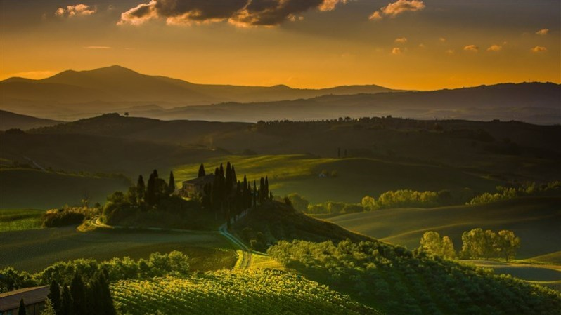 Beautiful Nature Landscape Wallpaper