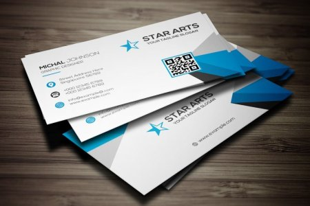 25 Modern Business Card Templates   PSD  AI   EPS Download   Tech     Corporate Business Card Template