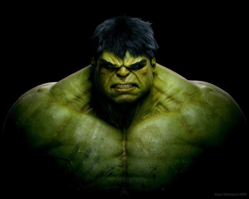 Incredible Hulk HD Wallpaper