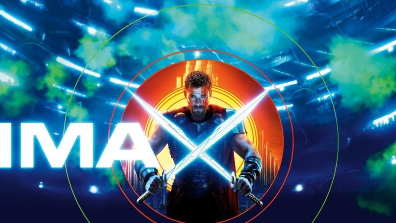 Thor Ragnarok Imax HD Wallpaper