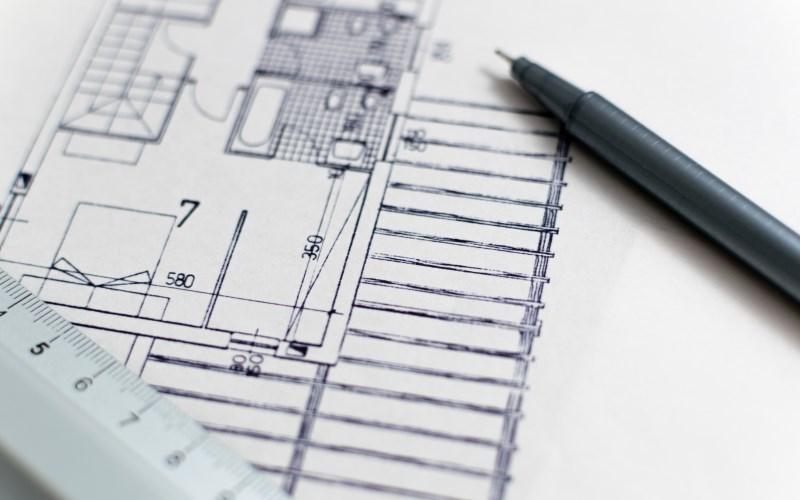 architectural design architecture blueprint 239886