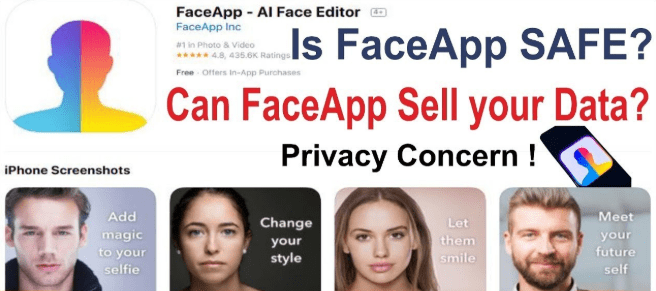 IS FACEAPP SAFE? THE TRUTH ABOUT THE FACEAPP CHALLENGE.