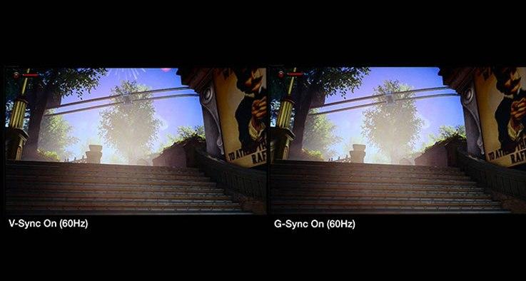 Impostazioni grafiche: V-Sync