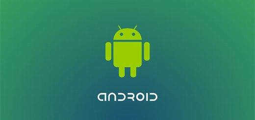 Logo del sistema Android