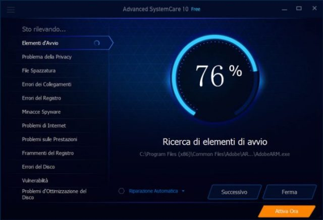 advanced-system-care-10-scansione