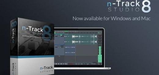 n-Track Studio 8: lo studio di registrazione e mixing per Android 4