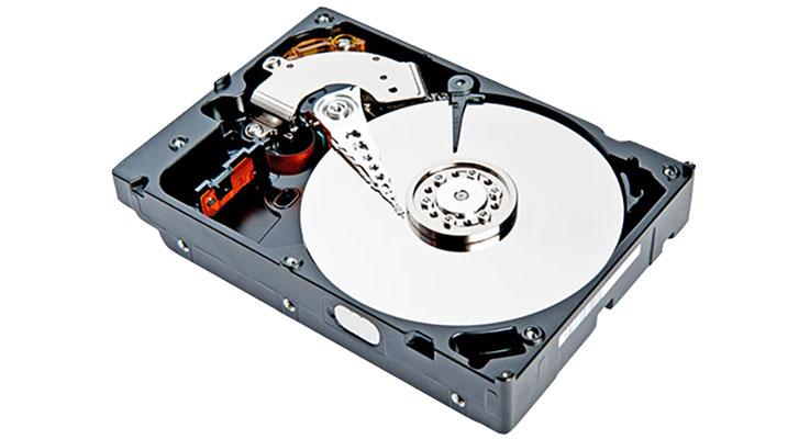 Immagine di un Hard Disk