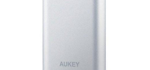 Aukey PB-T1 da 10400mAh: power bank compatto ma potente 2
