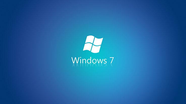Logo di Windows 7