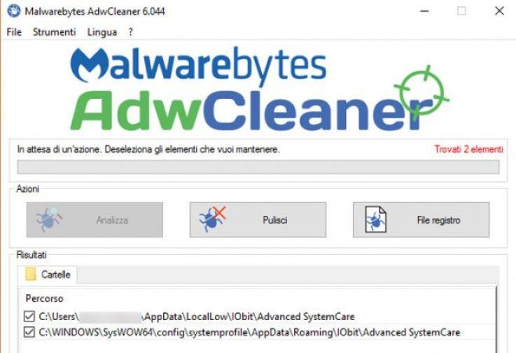 I migliori software gratuiti per eliminare virus e malware 4