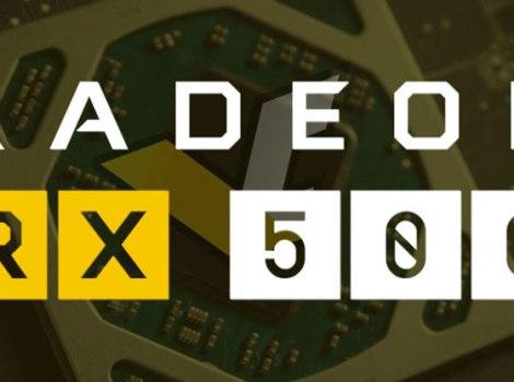 Logo Radeon RX 500