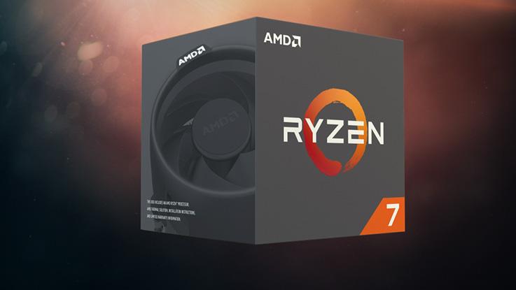 Processori AMD Ryzen 7