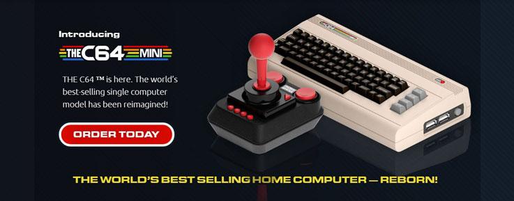 C64 Mini: il ritorno del PC più venduto negli anni '80 1