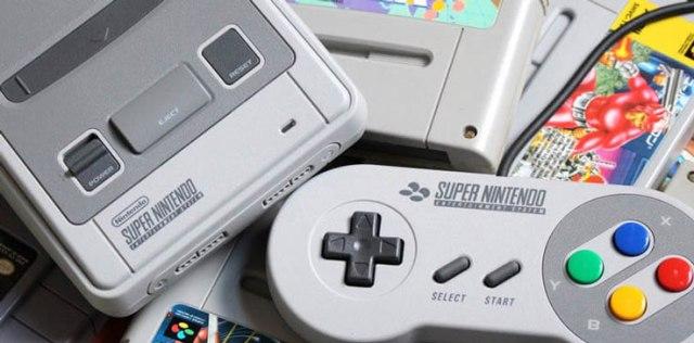 Recensione del Nintendo Mini SNES: i pulsanti