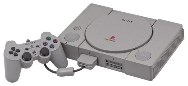 Console Sony: PS1
