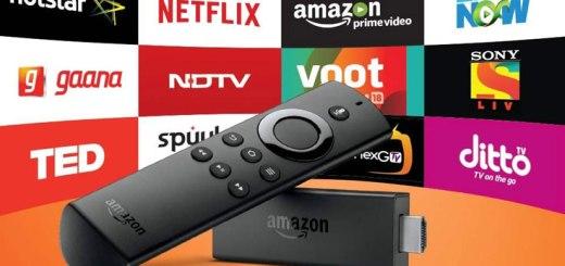 Amazon Fire TV Stick in Italia