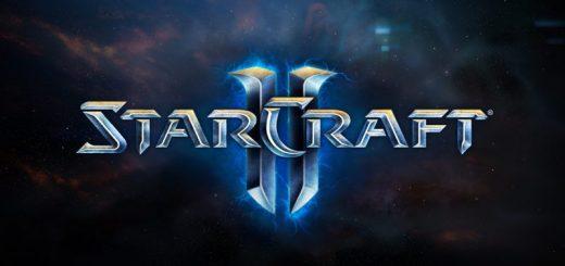 Logo di StarCraft II