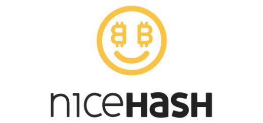 Logo di NiceHash