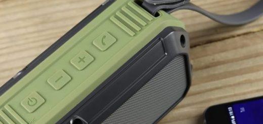 Aukey SK-M8: altoparlante wireless piccola ma potente 3