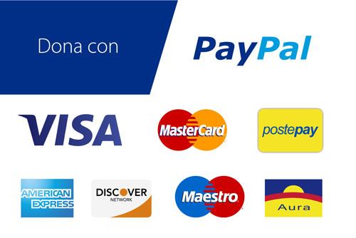 Donazione PayPal a TechByte