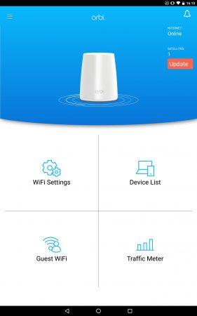 Netgear Orbi App