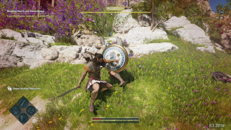 Primi screenshots di Just Cause 4 e Assassin's Creed Odyssey tramite un leak 12
