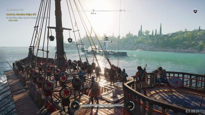 Primi screenshots di Just Cause 4 e Assassin's Creed Odyssey tramite un leak 14