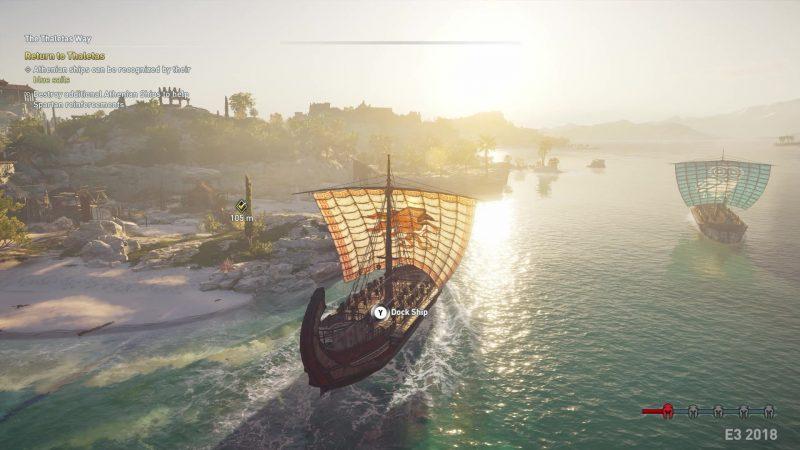 Primi screenshots di Just Cause 4 e Assassin's Creed Odyssey tramite un leak 16