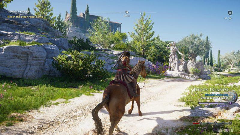 Primi screenshots di Just Cause 4 e Assassin's Creed Odyssey tramite un leak 2