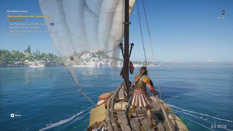 Primi screenshots di Just Cause 4 e Assassin's Creed Odyssey tramite un leak 9