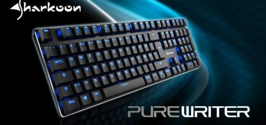 Sharkoon Purewriter