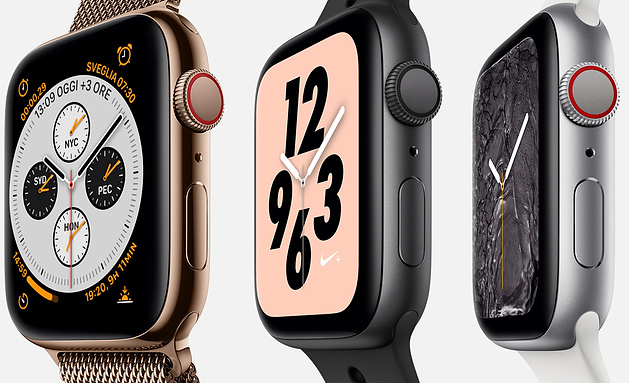 Design Apple Watch 4