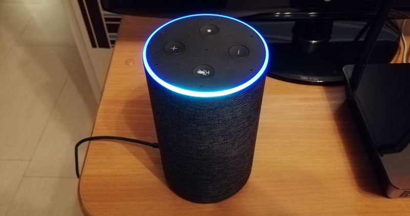 Recensione Amazon Echo: Alexa sfida l'assistente di Google 4