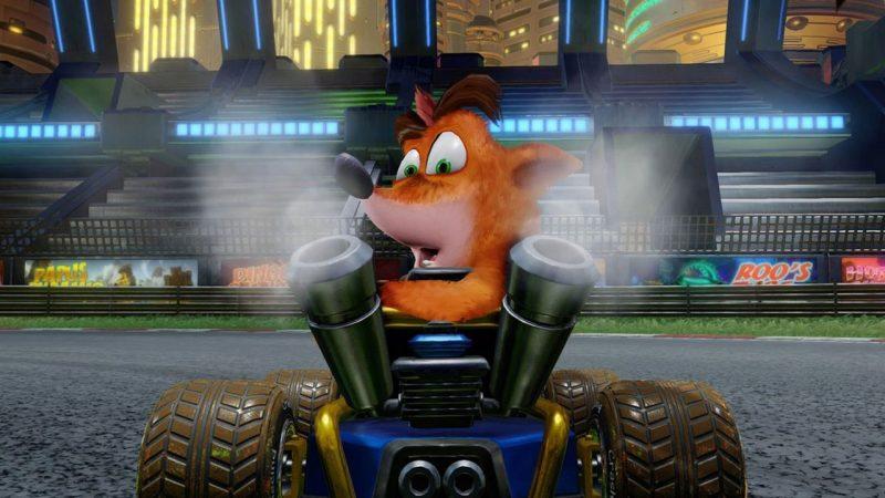 Annunciato Crash Team Racing Nitro Fueled ai The Game Awards 2018 2