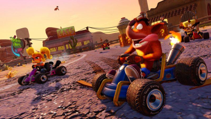 Annunciato Crash Team Racing Nitro Fueled ai The Game Awards 2018 3