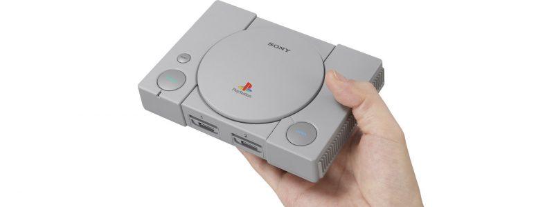 Come modificare PlayStation Classic per aggiungere giochi PS1