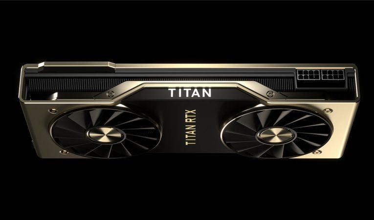 Nvidia Titan RTX, ecco la GPU Turing per i professionisti 2