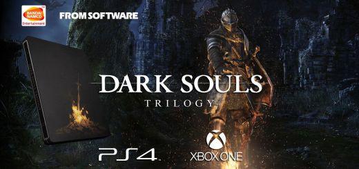Annunciata la Dark Souls Trilogy Collector Edition 3
