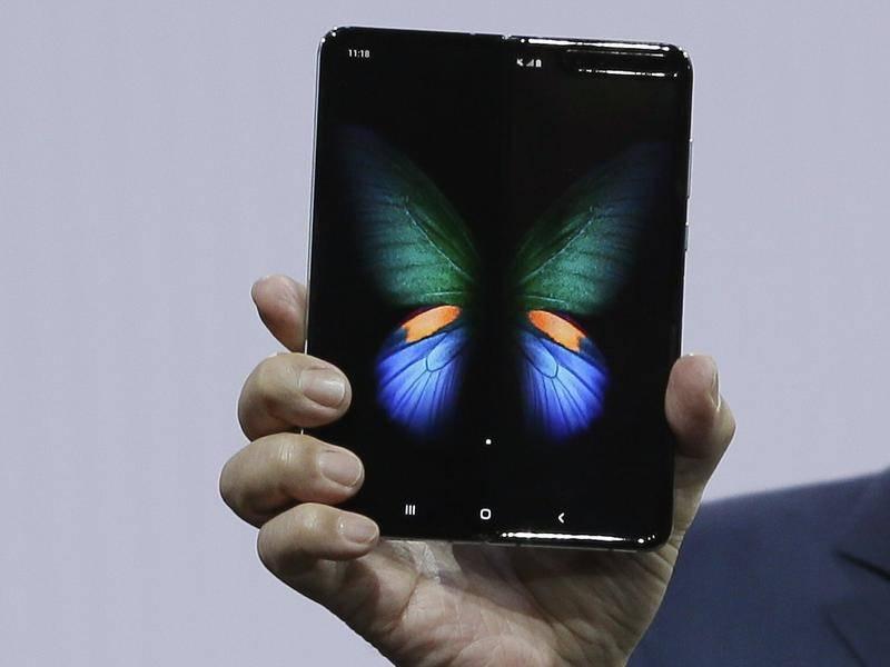 Galaxy Fold: ecco lo smartphone pieghevole di Samsung 1