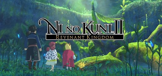 Logo di Ni No Kuni 2